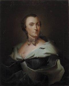 Björman Elisabeth muotokuva